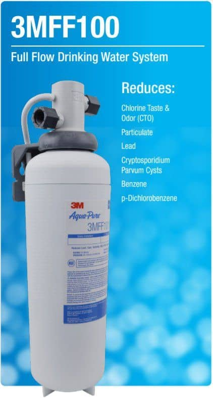 3mmm Water Filtration System