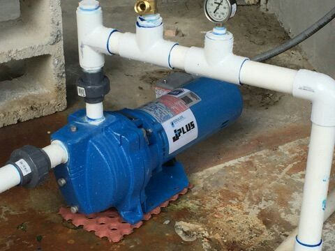 Miami-dade Water filtration system