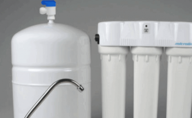 Commercial Water Filtration System
