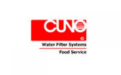 Cuno water filter system logo