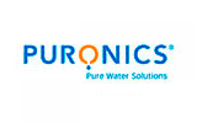 puronics pure water solutions logo